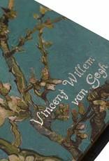 Dreamnotes D1373-1 Dreamnotes notebook Van Gogh 19 x 13 cm Blue