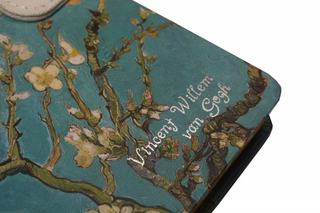 Dreamnotes D1373-1 Dreamnotes notebook Van Gogh 19 x 13 cm Blue