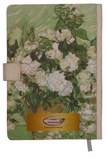 Dreamnotes D1373-2 Dreamnotes notebook Van Gogh 19 x 13 cm Green