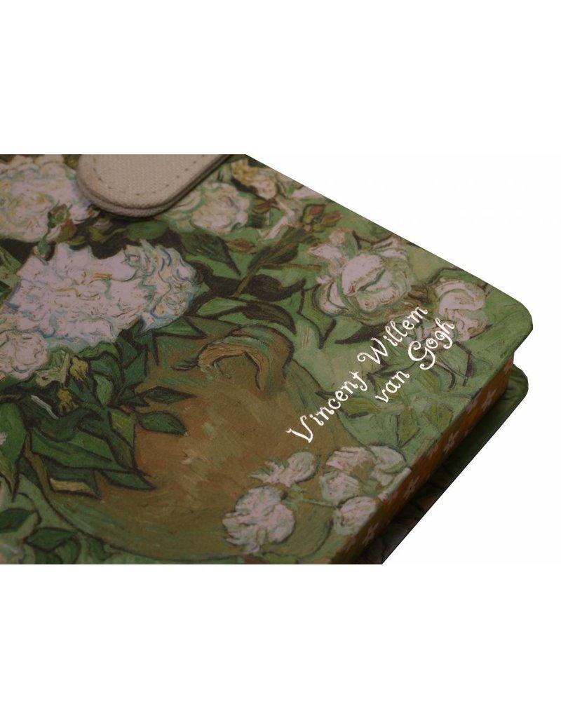 Dreamnotes Van Gogh - Dreamnotes notitieboek - groen