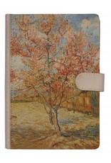 Dreamnotes D1373-3 Dreamnotes notitieboek Van Gogh  19 x 13 cm. Lightblauw