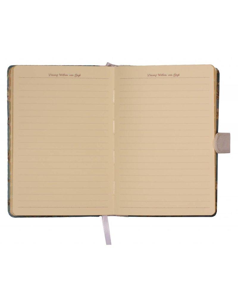 Dreamnotes Van Gogh- Dreamnotes notitieboek lichtblauw