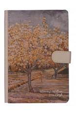 Dreamnotes D1373-4 Dreamnotes notitieboek Van Gogh 19 x 13 cm. Grey