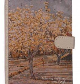 Dreamnotes D1373-4 Dreamnotes notitieboek Van Gogh 19 x 13 cm grijs