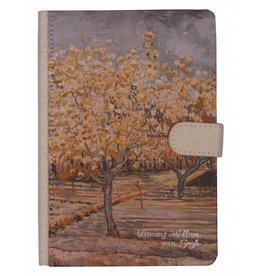 Dreamnotes D1373-4 Van Gogh - Dreamnotes notitieboek- grijs