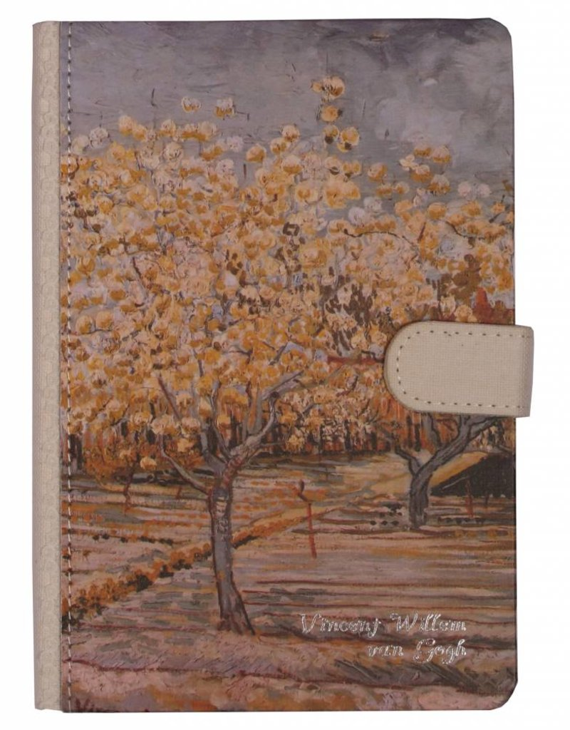 Dreamnotes D1373-4 Dreamnotes notebook Van Gogh 19 x 13 cm Grey
