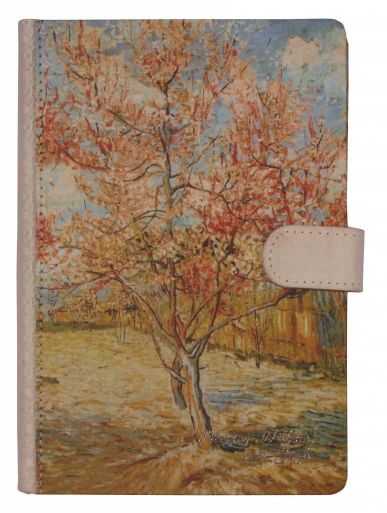 Dreamnotes Dreamnotes notitieboek Van Gogh 19 x 13 cm voordeelverpakking