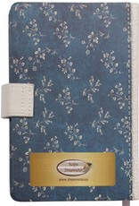 Dreamnotes D1309 Kalpa A4 Deramnote Notebook Organiser Office Diary Home Planner With Love, 128 pages - 17.5 x 25 cm - Blue