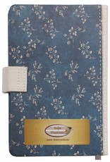 Dreamnotes 5 cm. blauw