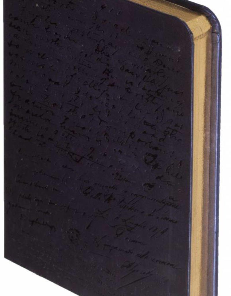 Dreamnotes D1023-1 Dreamnotes notebook Manuscript 13 x 9 cm Purple