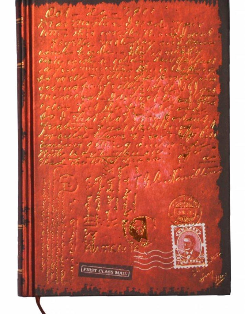 Dreamnotes Dreamnotes notitieboek Mail 15 x 10,5 cm koper