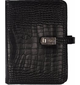 Kalpa 1311-52 Pocket (junior) organizer croco zwart