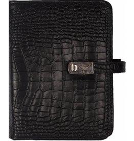 Kalpa 1311-52 Pocket organiser croco black