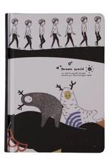 Dreamnotes D1354-3 Dreamnotes notitieboek Dream World Children