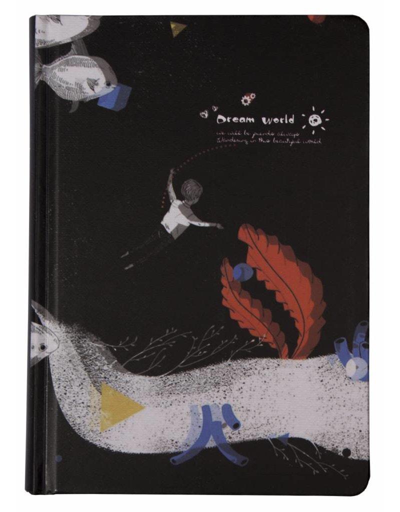 Dreamnotes D1354-4 Dreamnotes notitieboek Dream World Nature