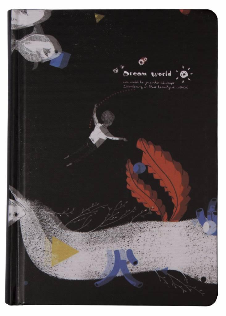 Dreamnotes D1354-4 Dreamnotes notebook Dream World Nature
