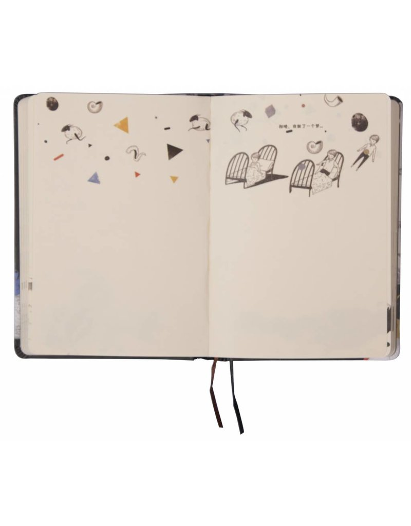 Dreamnotes Dreamnotes notitieboek Natuur