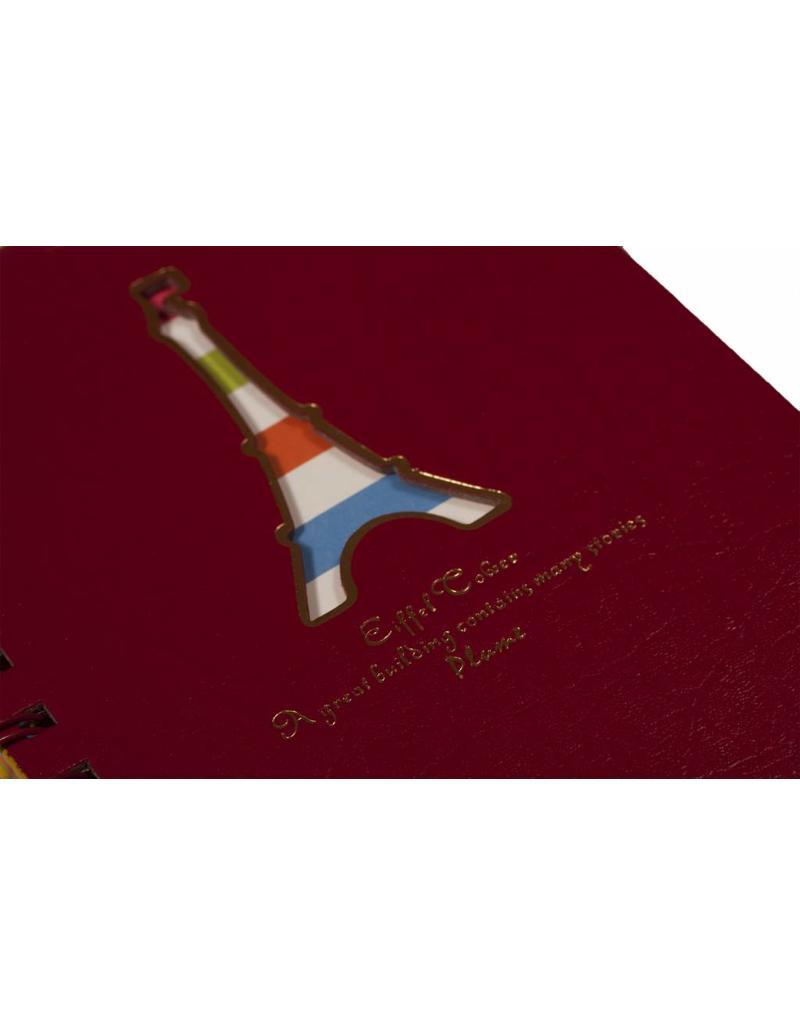 Dreamnotes Dreamnotes notitieboek Eiffel Tower 13 x 18 cm.