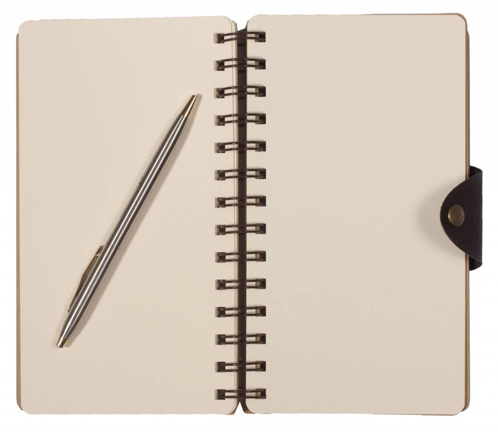 Dreamnotes D5183-3 Dreamnotes notebook 10 x 18,5 cm Mind Yellow