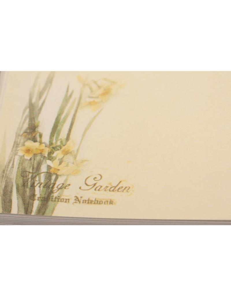 Dreamnotes Dreamnotes notitieboek Mijn Victoria: roze roos 9 x 14 cm.