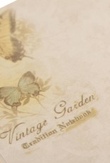 Dreamnotes D8025-4 Dreamnotes notebook My Victoria 9 x 14 cm - White Orchid