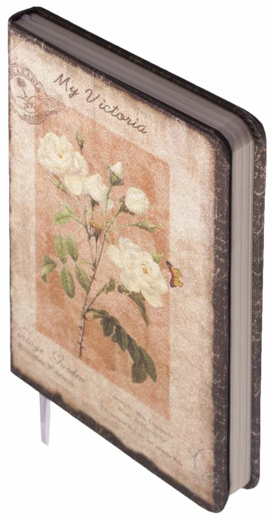 Dreamnotes D8025-P Dreamnotes notebook My Victoria 9 x 14 cm Value Pack