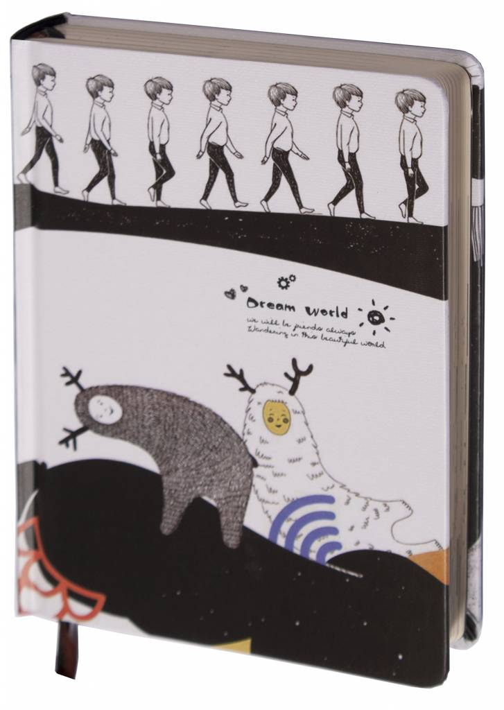 Dreamnotes D1354-3 Dreamnotes notebook Dream World Children