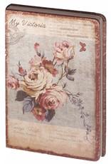 Dreamnotes D8025-3 Dreamnotes notitieboek My Victoria 9 x 14 cm. - Purple roze roze
