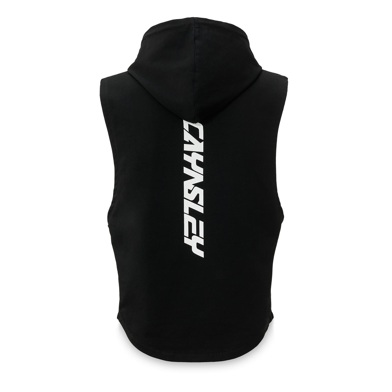 Zac Aynsley sleeveless hoodie-2