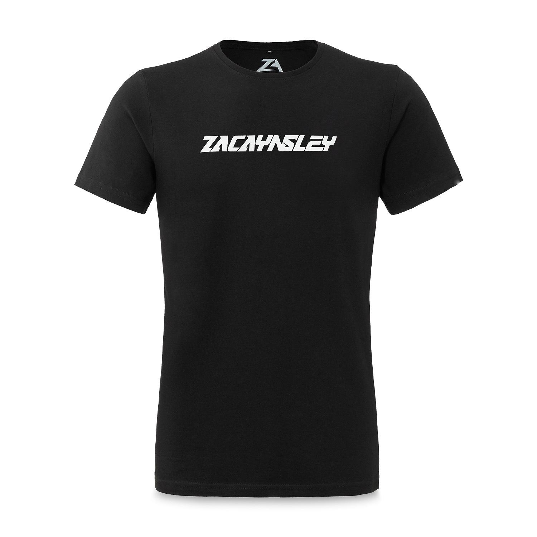 Zac Aynsley t-shirt black/white-1