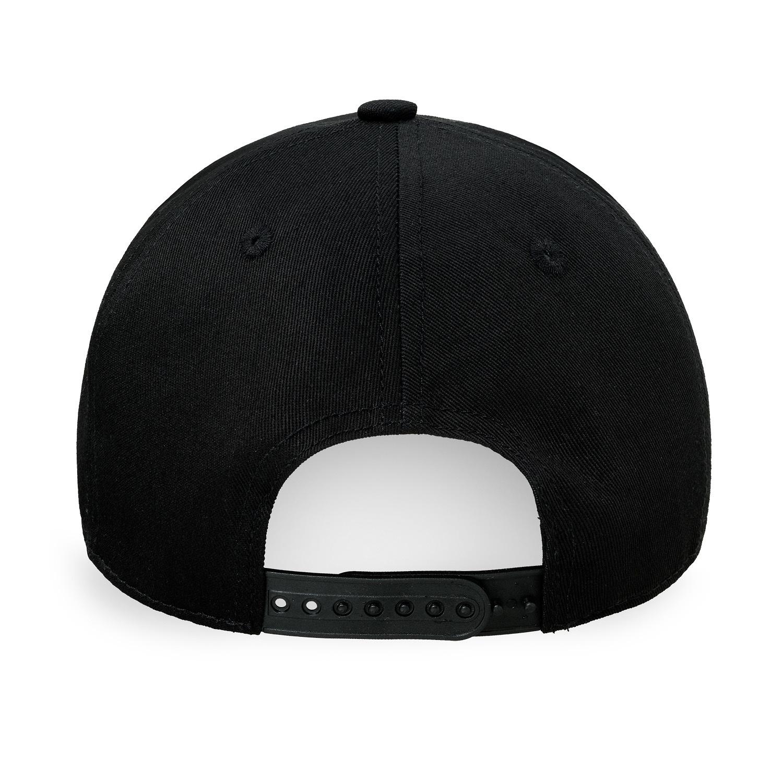 Zac Aynsley baseball cap black/white-3