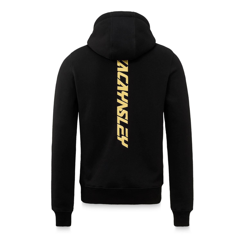 Zac Aynsley hoodie black/gold-2