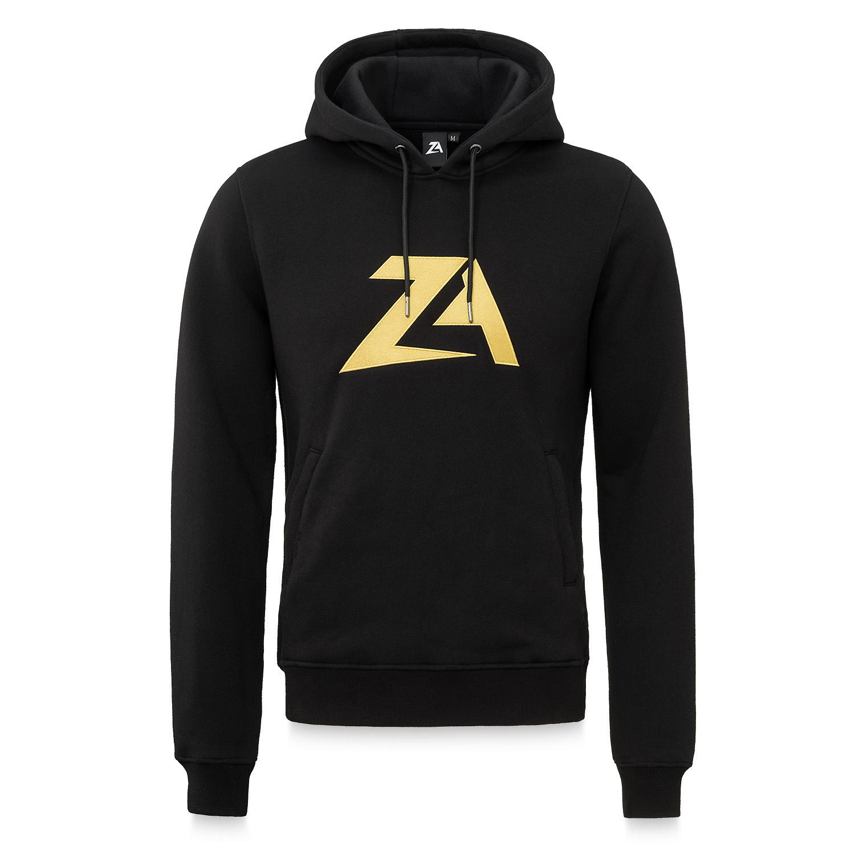 Zac Aynsley hoodie black/gold-1