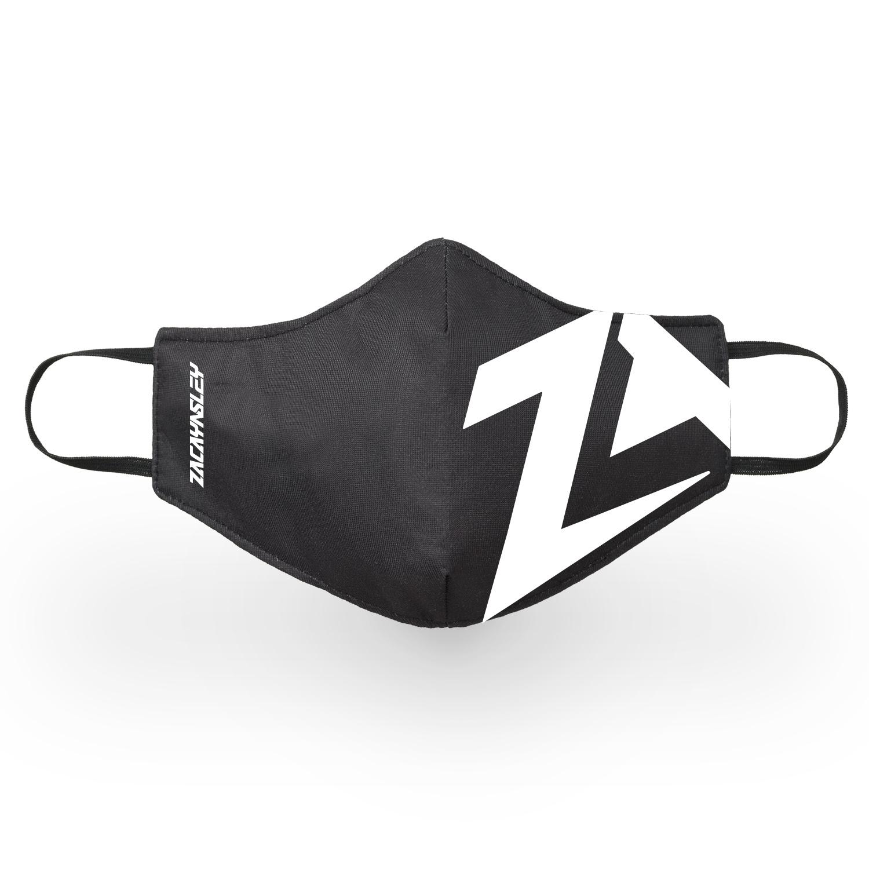 Zac Aynsley face mask black-1