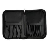 Boozy Cosmetics 24 PCs Brush Case Black