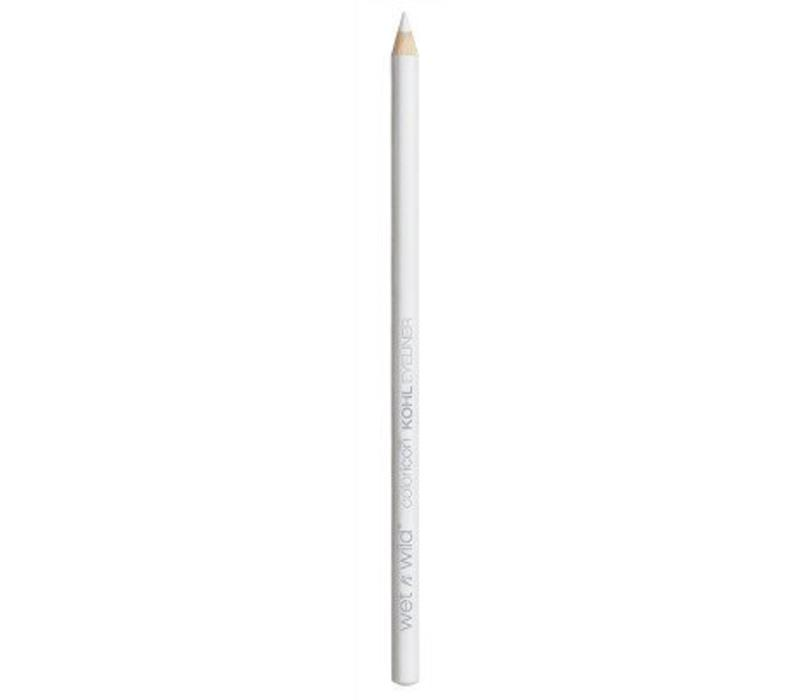 Wet 'n Wild Color Icon Kohl Liner Pencil You're Always White!