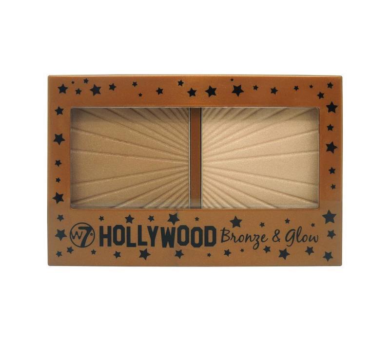 W7 Hollywood Bronze en Glow