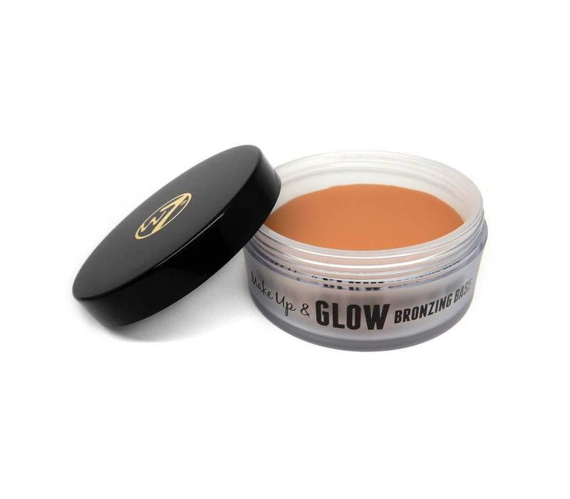 W7 Make Up and Glow Bronzing Base