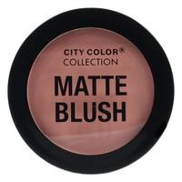 City Color Matte Blush Natural