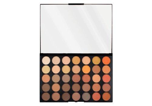 Makeup Revolution 35 Matte Inspiration Amplified Palette