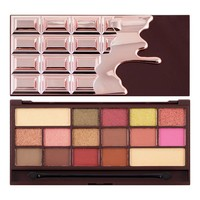 I Heart Makeup Chocolate Palette Rose Gold Bar Palette