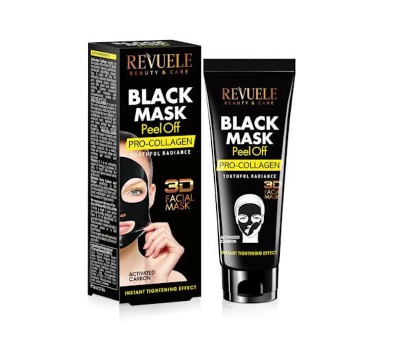 Revuele Peel Off Black Mask Pro Collagen
