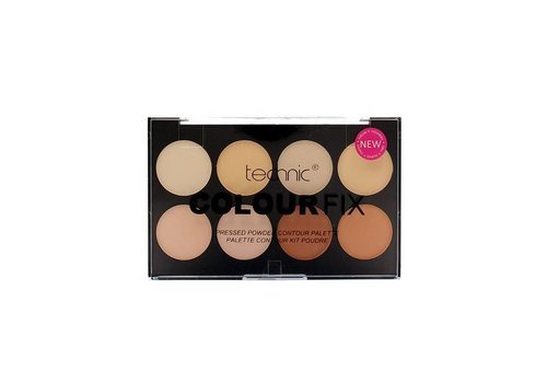 Technic Color Fix Pressed Powder Contouring Palette