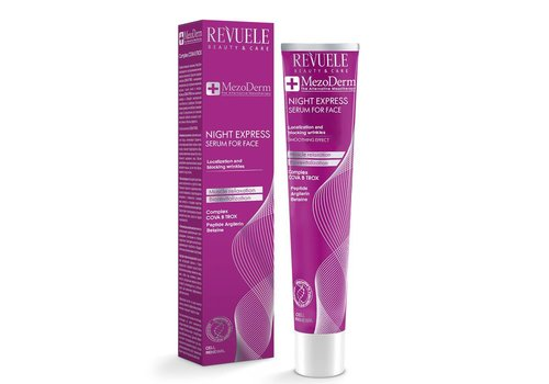 Revuele Mezoderm Night Express Serum for Face