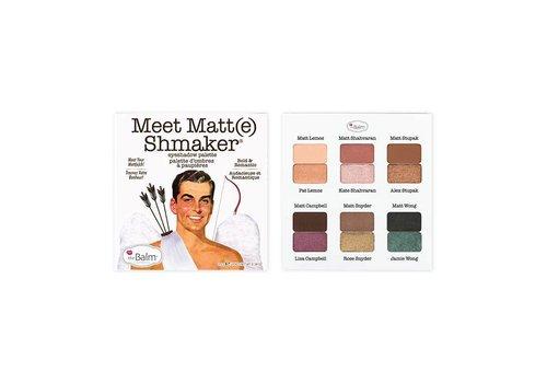 TheBalm Meet Matte Shmaker Palette