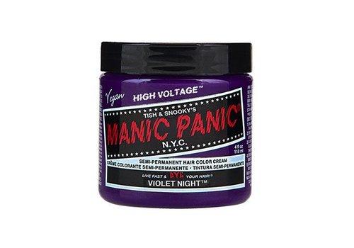 Manic Panic Violet Night Hair Color
