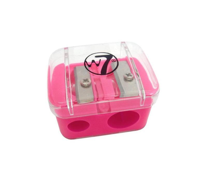 W7 Duo Pencil Sharpener