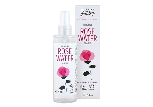 Zoya Goes Pretty Rose Water Organic