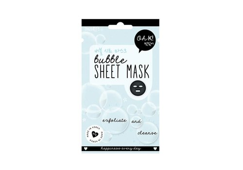 Oh K! Sheet Mask Bubble