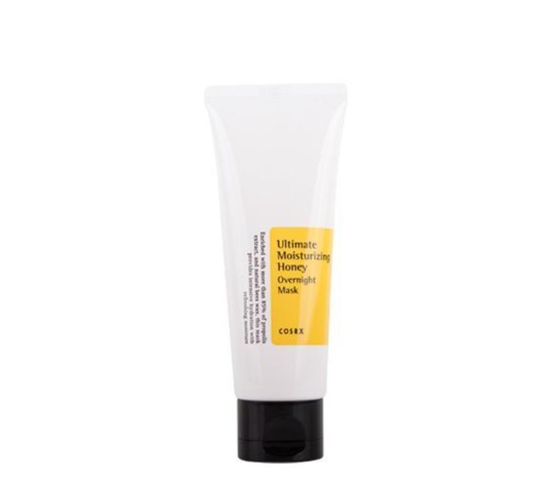 COSRX COSRX Ultimate Moisturizing Honey Overnight Mask
